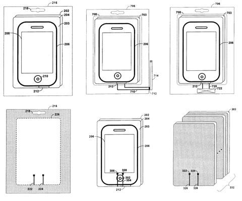 Patente Cajas