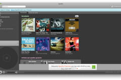 Apple podría lanzar un servicio similar a Spotify