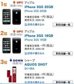 Ventas iPhone Japón
