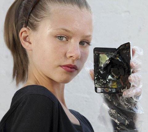 iPod Explosivo
