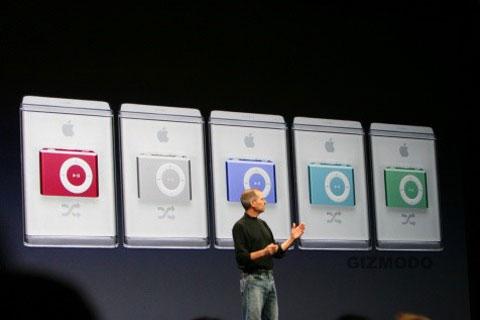 iPods Keynote
