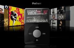 iPod Slide, de sueños también se vive