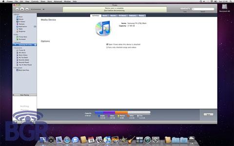 iTunes DVD