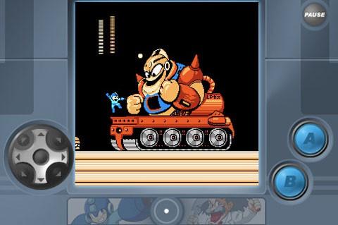 Mega Man II iPhone