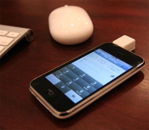 Pagar desde el iPhone