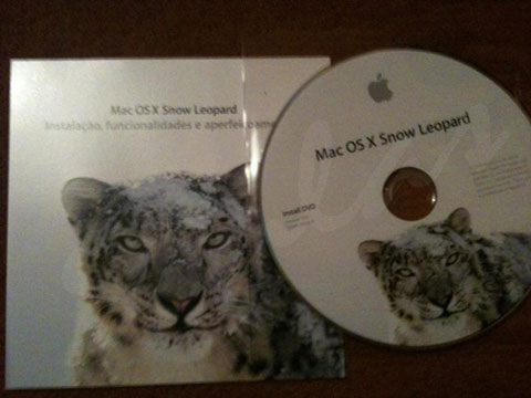 Embalaje Snow Leopard