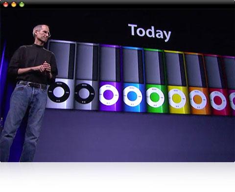 Apple Keynote R&R 2009
