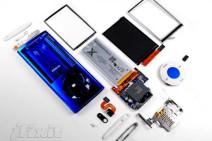 Una mirada al interior del nuevo iPod Nano