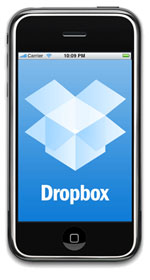 DropboxParaElIphone