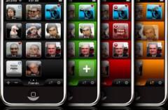 Faces, organizador visual de contactos en el iPhone