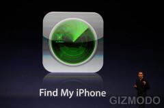 Utilizan Find My iPhone para capturar a unos ladrones