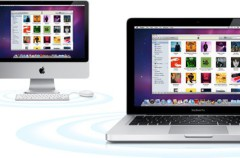 Usar FireWire con iTunes Home Sharing