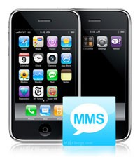 iPhone3.1MMS