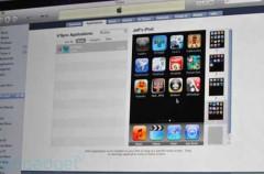 iTunes 9 desvelado con organizador de aplicaciones