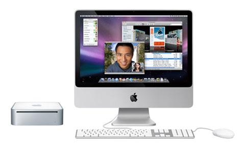 Mac Mini e iMac