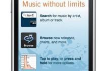 Rhapsody para iPhone disponible en algunos países