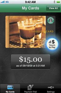 StarbucksIphone