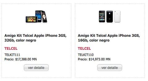 iPhone 3GS prepago