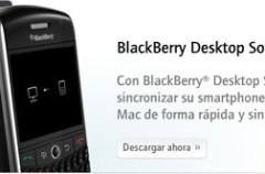Disponible BlackBerry Desktop para Mac