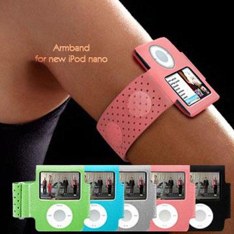 Brazalete para iPod
