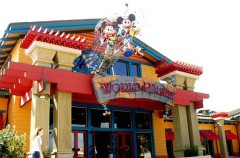 Las tiendas Disney podrían ser reformadas por Steve Jobs