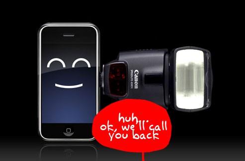 FlashNoLlegaraAlIphone
