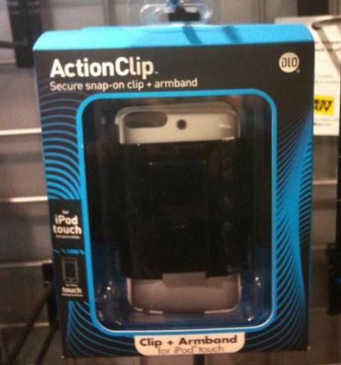 iPod Touch con cámara