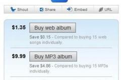 Música a 10 centavos gracias a Lala