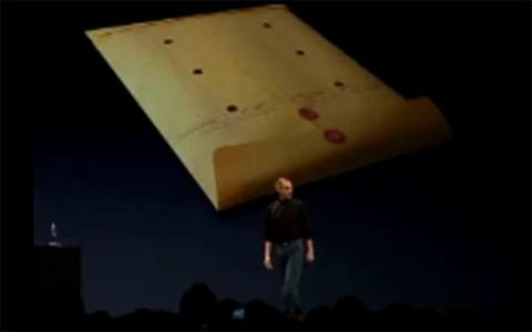 Secretos de las exitosas presentaciones de Steve Jobs