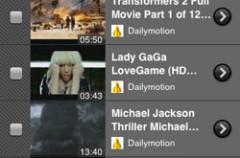 Video Downloader iWoopie Lite, descarga videos de Youtube desde tu iPhone