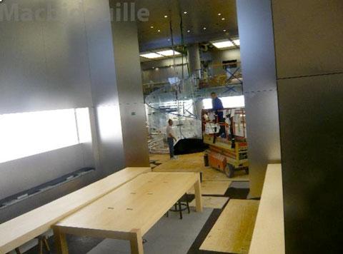 Apple Store París