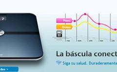 Withings, báscula Wi-Fi compatible con el iPhone