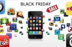 Lista de todos los descuentos de aplicaciones del iPhone por el black friday
