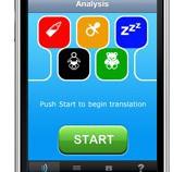 Cry Translator: entiende los llantos de tu bebe a través del iPhone