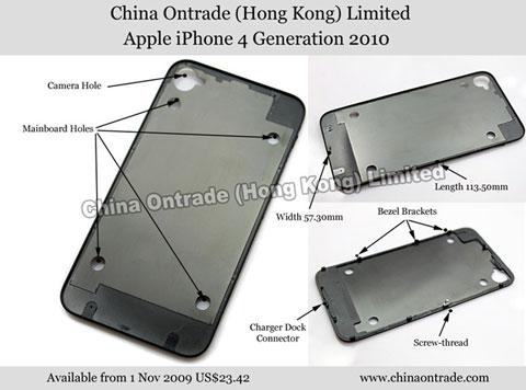 iPhone 4G MidBoard