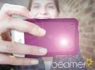 Flash en tu iPhone con la funda Beamer