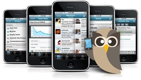 HootSuite, nuevo cliente de Twitter para el iPhone