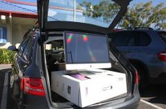 Los restrasos en los iMac de 27 pulgadas podrían ser causados por alta demanda