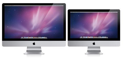 iMacs 2009