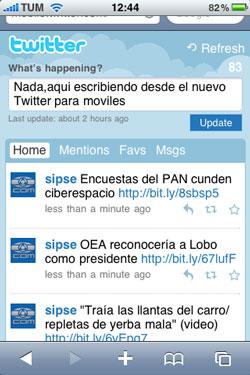TwitterParaMoviles