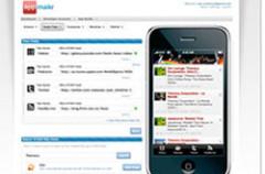 AppMakr crea programas para el iPhone en instantes