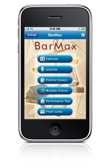 BarMaxIphone