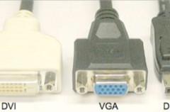 DisplayPort 1.2 presentado y con buenas características