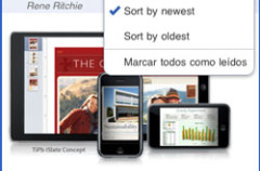 Google Reader para móviles recibe una actualización