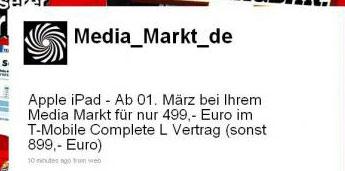 MediaMarktAppleIpad