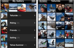 Disponible MobileMe Gallery para iPhone