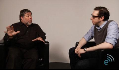Steve Wozniak entrevista