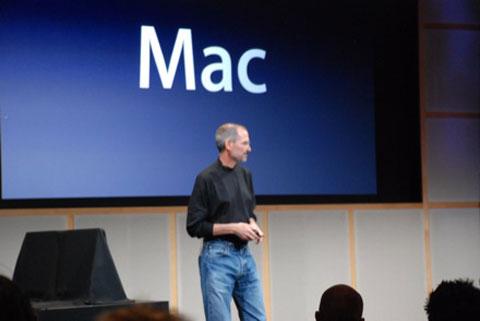 Presentación Steve Jobs
