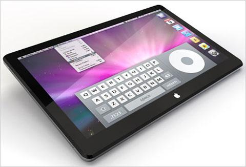 El Tablet de Apple podría ser presentado en menos de un mes
