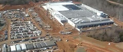 DataCenter en Carolina del Norte, Apple